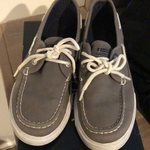 Other - Nautica Size 4 Boat shoes. Only worn once.